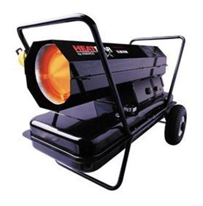 Picture of HeatStar Portable Forced Air Kerosene Heater, HS125KT, 125,000 BTU, F170325