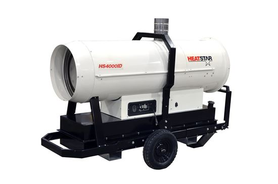 Picture of HeatStar Indirect Fired Forced Air Heater, HS4000ID-HD, F151040, 400,000BTU