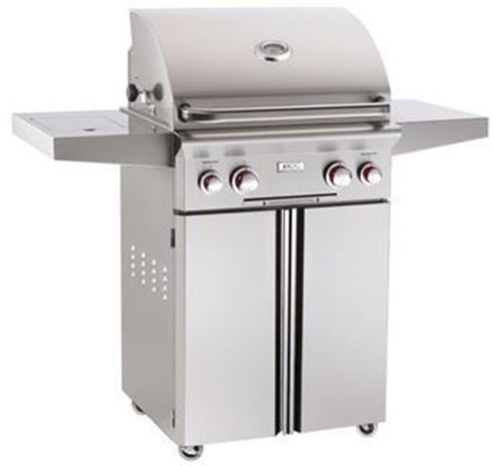 24pcl portable stainless steel grill