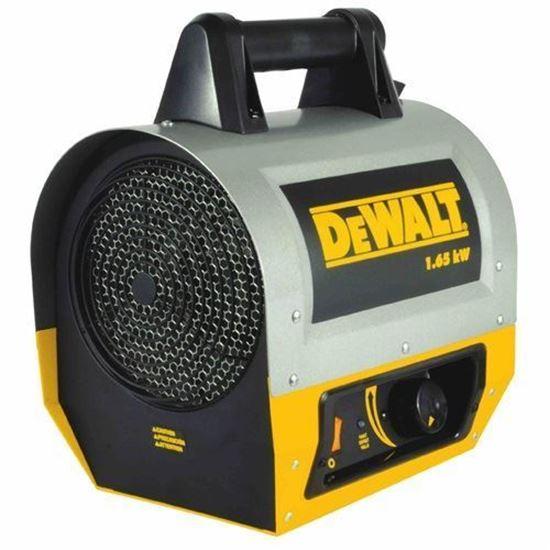 Picture of Dewalt Portable Forced Air Electric Heater, DXH165