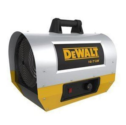Picture of Dewalt Portable Forced Air Electric Heater, DXH1000TS