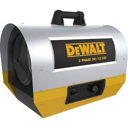 Picture of Dewalt Portable Forced Air Electric Heater, DXH2003TS