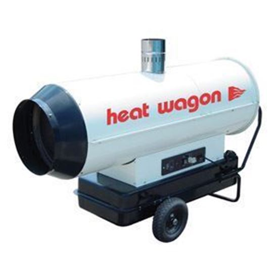 Heat Wagon Indirect Fired Forced Air Heaters Fueled By