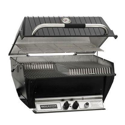 P4X premium gas grill