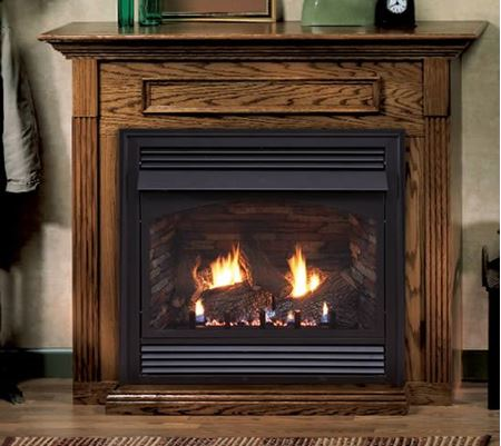 Picture for category Ventless Gas Fireplaces