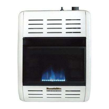 Hearthrite blue flame heater