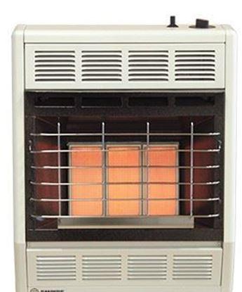 SR18W vent free heater